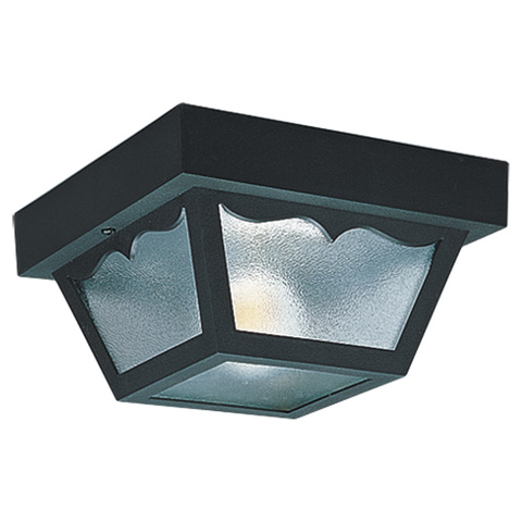 Sea Gull Lighting - Two Light Outdoor Ceiling Flush Mount - 7569-32