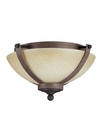 Sea Gull Lighting - Two Light Ceiling Flush Mount - 7580402-846