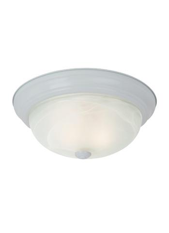 Sea Gull Lighting - Three Light Ceiling Flush Mount - 75943-15