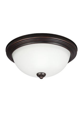 Sea Gull Lighting - One Light Ceiling Flush Mount - 77263-710