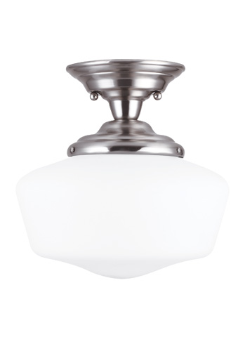 Sea Gull Lighting - Medium LED Semi-Flush Mount - 7743691S-962