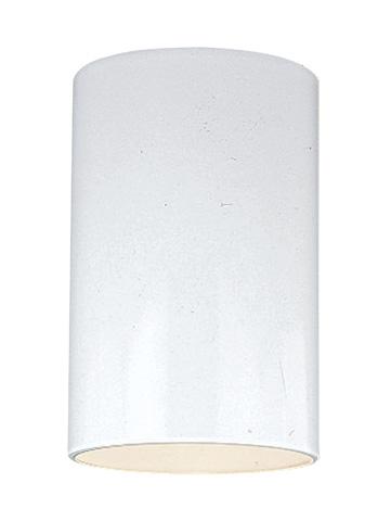 Sea Gull Lighting - One Light Outdoor Ceiling Flush Mount - 7813801-15