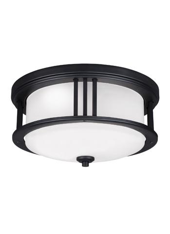 Sea Gull Lighting - LED Outdoor Ceiling Flush Mount - 7847991S-12