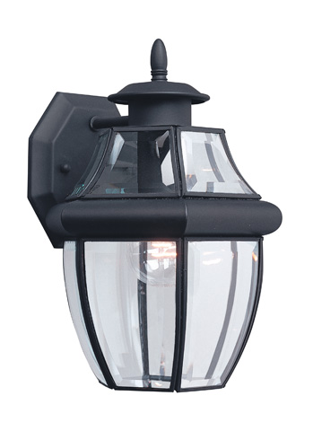 Sea Gull Lighting - One Light Outdoor Wall Lantern - 8038-12