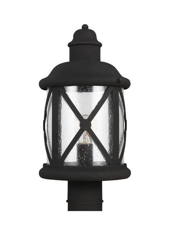 Sea Gull Lighting - One Light Outdoor Post Lantern - 8221401-12