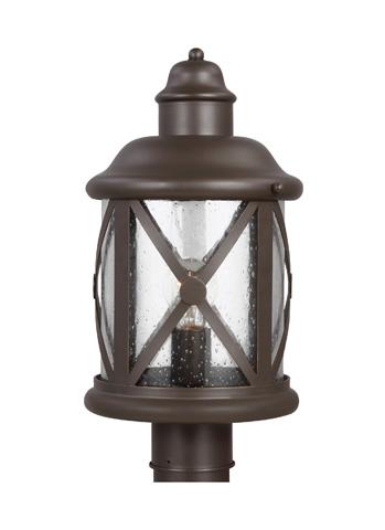 Sea Gull Lighting - One Light Outdoor Post Lantern - 8221401-71