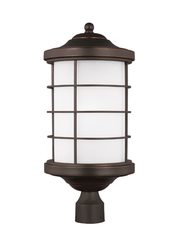 Sea Gull Lighting - One Light Outdoor Post Lantern - 8224451-71