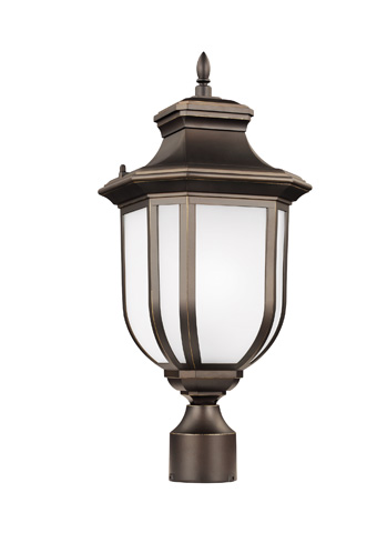 Sea Gull Lighting - One Light Outdoor Post Lantern - 8236301-71