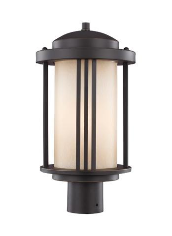 Sea Gull Lighting - One Light Outdoor Post Lantern - 8247901-71