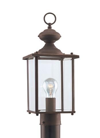 Sea Gull Lighting - One Light Outdoor Post Lantern - 8257-71
