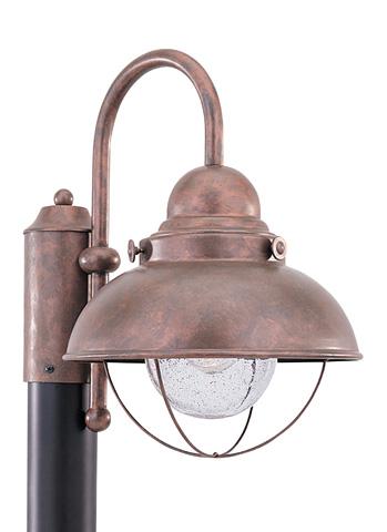 Sea Gull Lighting - LED Outdoor Post Lantern - 826991S-44