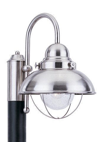 Sea Gull Lighting - LED Outdoor Post Lantern - 826991S-98