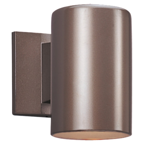 Sea Gull Lighting - Small LED Wall Lantern - 8313891S-10