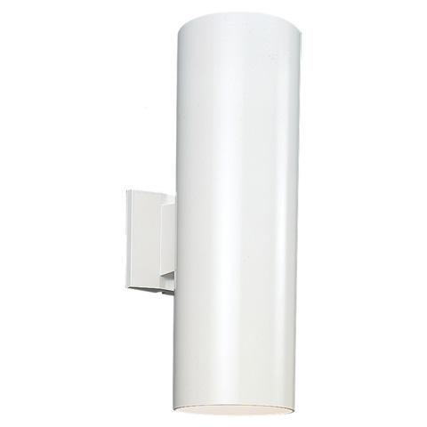Sea Gull Lighting - Large Two Light Outdoor Wall Lantern - 8313902-15