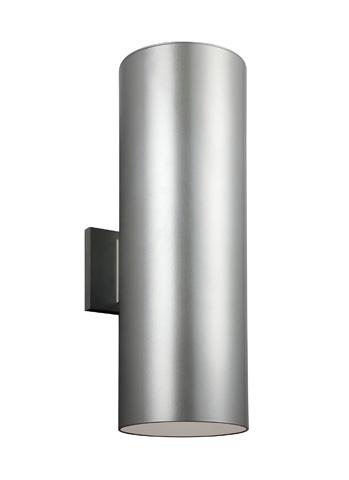 Sea Gull Lighting - Large Two Light Outdoor Wall Lantern - 8313902-753