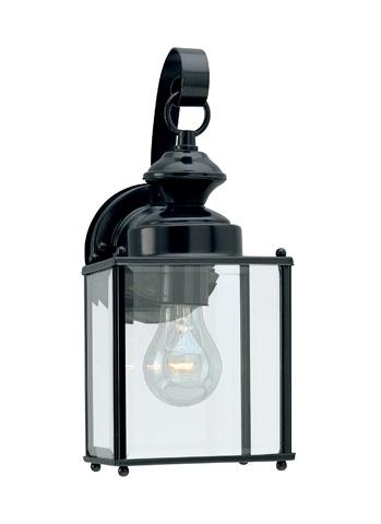 Sea Gull Lighting - One Light Outdoor Wall Lantern - 8457-12