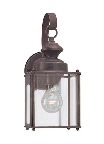Sea Gull Lighting - One Light Outdoor Wall Lantern - 8457-71