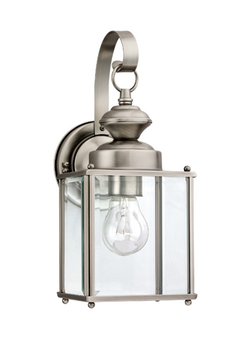 Sea Gull Lighting - One Light Outdoor Wall Lantern - 8457-965