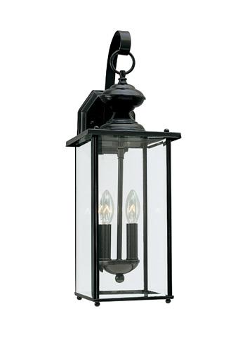 Sea Gull Lighting - Two Light Outdoor Wall Lantern - 8468-12