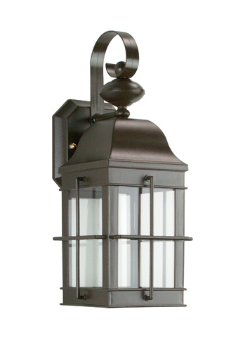 Sea Gull Lighting - Small LED Wall Lantern - 8505891S-10