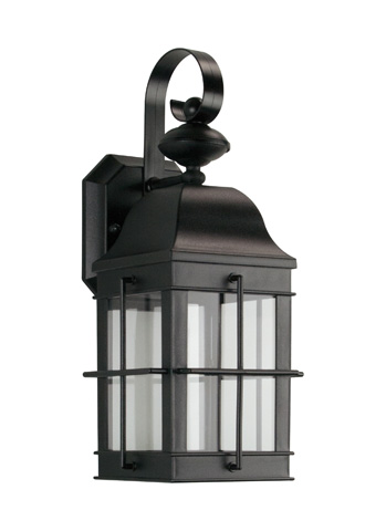 Sea Gull Lighting - Small LED Wall Lantern - 8505891S-12
