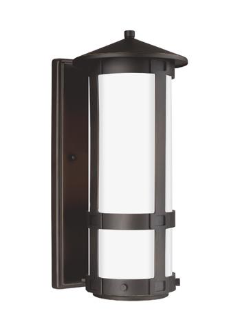 Sea Gull Lighting - Small One Light Outdoor Wall Lantern - 8535901-71