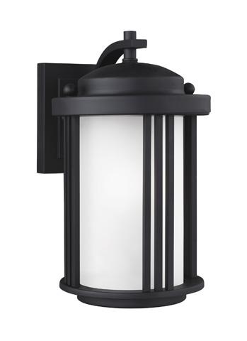 Sea Gull Lighting - Small One Light Outdoor Wall Lantern - 8547901-12
