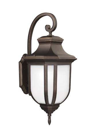 Sea Gull Lighting - Medium One Light Outdoor Wall Lantern - 8636301-71
