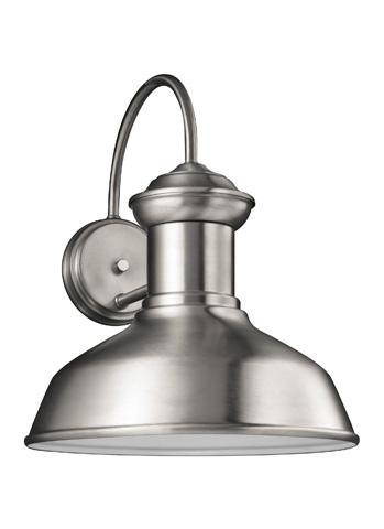 Sea Gull Lighting - Large LED Outdoor Wall Lantern - 8647791S-04