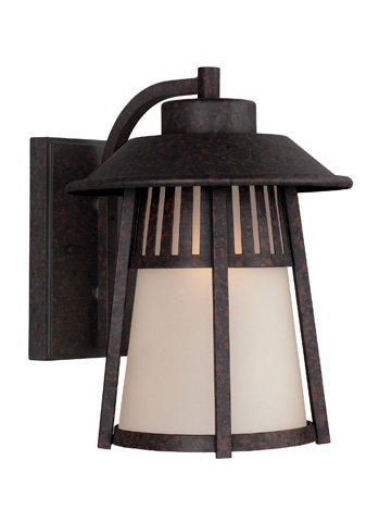 Sea Gull Lighting - Large One Light Outdoor Wall Lantern - 8711701-746