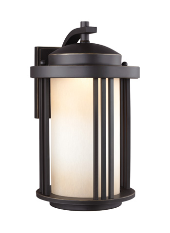 Sea Gull Lighting - Medium LED Outdoor Wall Lantern - 8747991DS-71