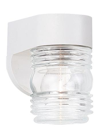 Sea Gull Lighting - One Light Outdoor Wall Lantern - 8750-15