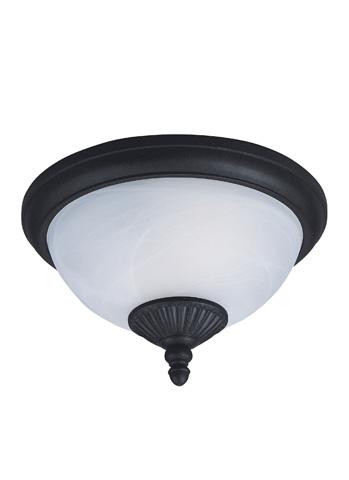 Sea Gull Lighting - Two Light Outdoor Ceiling Flush Mount - 88048-185