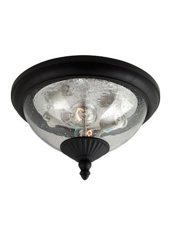 Sea Gull Lighting - Two Light Outdoor Ceiling Flush Mount - 88068-12