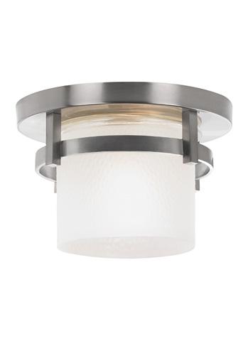 Sea Gull Lighting - One Light Outdoor Ceiling Flush Mount - 88115-962