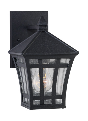 Sea Gull Lighting - One Light Outdoor Wall Lantern - 88131-12