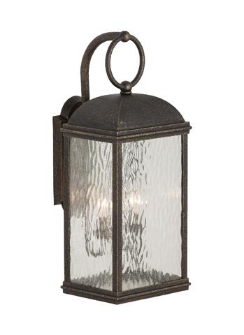 Sea Gull Lighting - Two Light Outdoor Wall Lantern - 88192-802