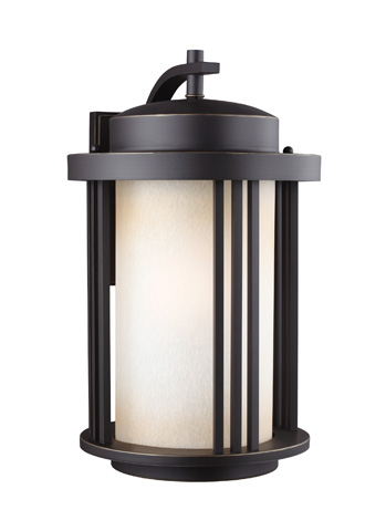 Sea Gull Lighting - Large One Light Outdoor Wall Lantern - 8847901-71