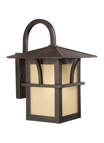 Sea Gull Lighting - One Light Outdoor Wall Lantern - 88882-51
