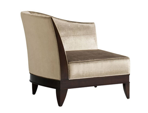 Selva - Vendome Left Arm Facing Chair - 1062