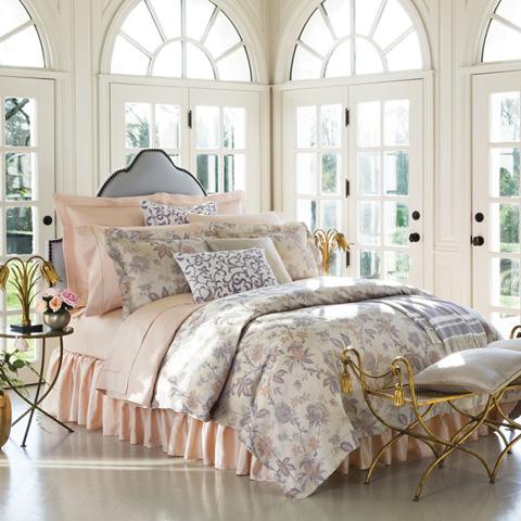 Sferra Bro Ltd - Prina Queen Bedding Package - PRINA