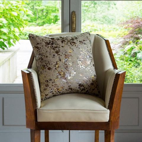 Sferra Bro Ltd - Decorative Pillow - 10556GLD