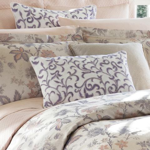Sferra Bro Ltd - Square Decorative Pillow - 10560.24X24AME