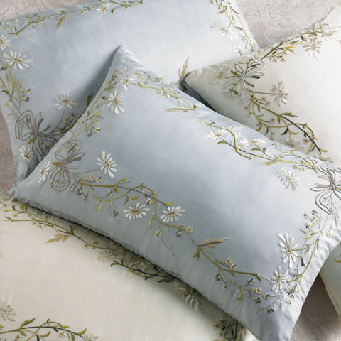 Sferra Bro Ltd - Decorative Pillow - 11025ICE