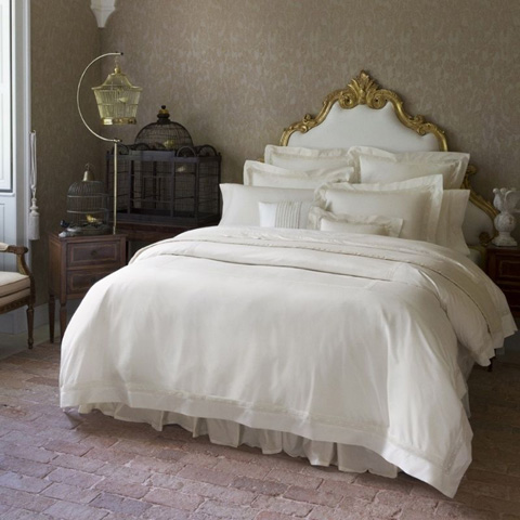Sferra Bro Ltd - King Duvet Cover - 1832KGDCIVO