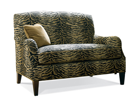Sherrill Furniture Company - Upholstered Settee - 1522-2