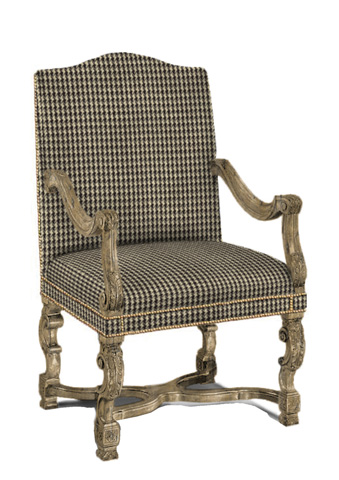 Sherrill Furniture Company - Carved Chair - 1110