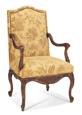 Sherrill Furniture Company - Carved Chair - 1117