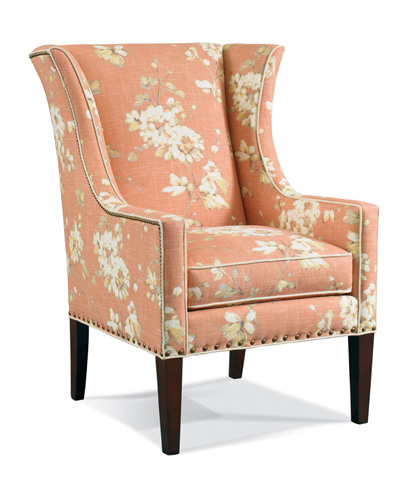 Sherrill Furniture Company - Wing Chair - 1551-1