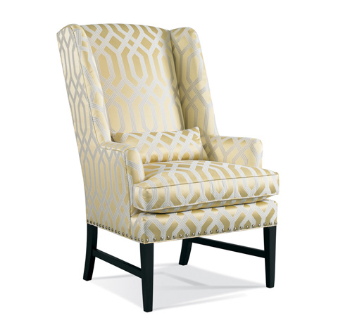 Sherrill Furniture Company - Wing Chair - 1690